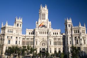Palacio Cibeles Madrid